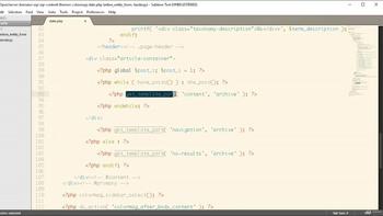 Wordpress c нуля до первого сайта (2016) Видеокурс