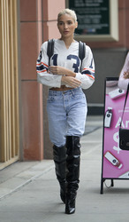 Pia Mia Perez - Out in Beverly Hills 5/15/18