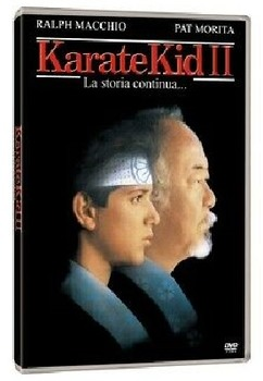 Karate Kid 2 – La Storia Continua (1985) DVD5 Copia1:1 ITA/ENG/FRE/GER/SPA