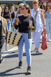 Sophia Bush - At The Farmers Market in LA 9/9/18