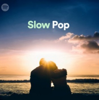 Spotify Slow Pop Top 50 Listesi Mayıs 2019 İndir