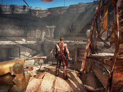 Vulkan Texture Flickering On Mad Max With 39624 39059 Is Fine