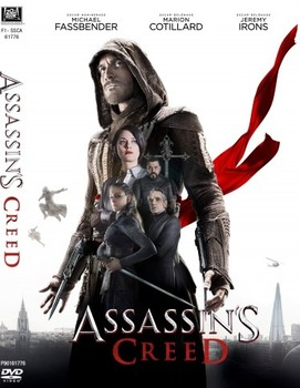Assassin's Creed (2016) DVD9 COPIA 1:1 ITA/ENG/FRE/GER