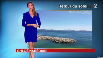 Chloé Nabédian - Août 2018 9b957f946884464