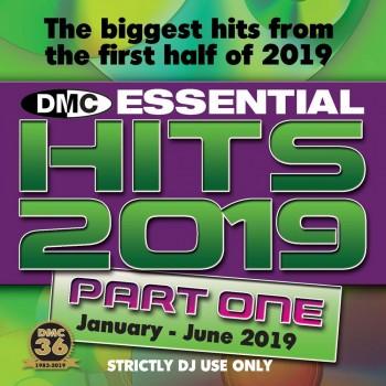 DMC Essential Hits 2019 Part One (January - June 2019) (2019) Full Albüm İndir