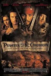加勒比海盗 Pirates of the Caribbean: The Curse of the Black Pearl_海报