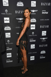 Lais Ribeiro - Harper's Bazaar Icons Party in NYC 9/7/2018 3f037f968262004