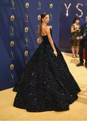 Angela Sarafyan - 70th Emmy Awards in LA 9/17/18