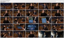 Emma Stone - The Tonight Show with Jimmy Fallon 11/08/2018 video