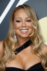 Mariah Carey - 75th Annual Golden Globe Awards in Beverly Hills 1/7/18