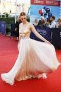 Elle Fanning - 'Galveston' Premiere during the 44th Deauville American Film Festival 9/1/2018 56b056962470734