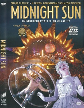 Cirque du Soleil - Midnight Sun (2004) DVD9 COPIA 1:1 ENG
