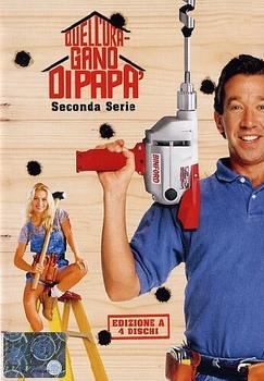 Quell'uragano di papà (1991-1999) [ stagione 2 ] 4 DVD9 COPIA 1:1  ITA ENG TED SPA