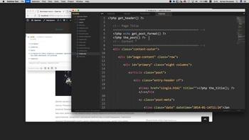 Разработка интернет магазина WP + WooCommerce. Академия верстки (2019) Видеокурс