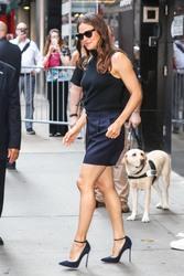 Jennifer Garner Visits 'Good Morning America' in New York City 07/16/201849319f921666934