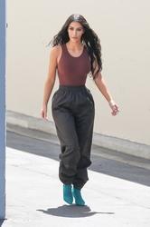 Kim Kardashian - Out in LA 7/24/18