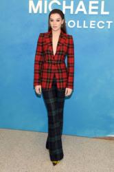 Hailee Steinfeld - Michael Kors Fashion Show in NYC 9/12/18