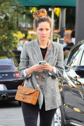 Rose Byrne - Out for lunch in LA 5/24/18