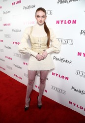 Larsen Thompson  -                            NYLON Young Hollywood Party Hollywood May 22nd 2018.