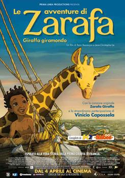le avventure di zarafa (2012) DVD9 COPIA 1:1 ITA FRA