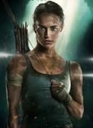 Tomb Raider: Лара Крофт / Tomb Raider (Алисия Викандер, 2018) B11328758242423