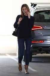 Ashley Greene - Out in West Hollywood 2/28/18