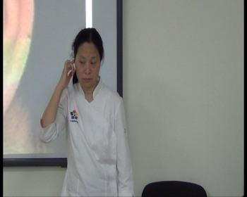 Особенности иглотерапии на ушной раковине / Профессор Ван Вэй (2017) Мастер-класс