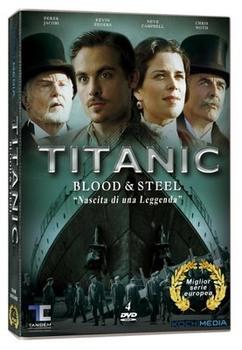 Titanic - Nascita Di Una Leggenda (2012) 4XDVD9 Copia 1:1 ITA-ENG