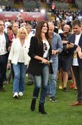 Penelope Cruz - Marassi stadium in Genoa, Italy 5/30/18
