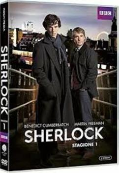Sherlock - Stagione 1 (2010) [Completa] 3xDVD9 COPIA 1:1 ITA ENG