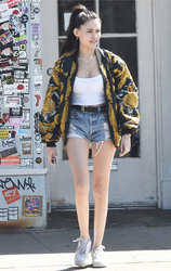 Madison Beer - Out in LA 4/11/18