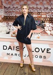 Olivia Holt - Marc Jacobs Daisy Love Fragrance Launch in Santa Monica 5/9/18