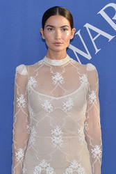 Lily Aldridge - 2018 CFDA Fashion Awards in NYC 6/4/18
