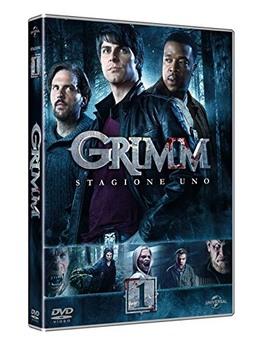 Grimm - Stagione 1 (2011-2012) 6xDVD9 Copia 1:1 ITA-ENG