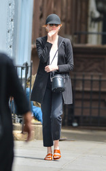 Emma Stone - Out in NYC 6/26/18