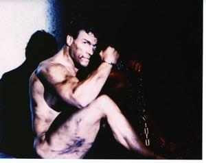 Ордер на смерть (Смертельный приговор) / Death Warrant; Жан-Клод Ван Дамм (Jean-Claude Van Damme), 1990 F16a4e806059573