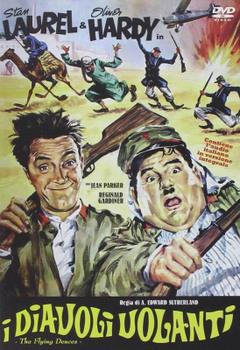 Stanlio & Ollio - I diavoli volanti (1939) DVD9 Copia 1:1 ITA