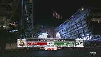 NHL 2018 - RS - Ottawa Senators @ Dallas Stars - 2018 11 23 - 720p 60fps - French - RDS 74d4d41042826934