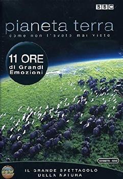 Pianeta terra - Il grande spettacolo della natura (2007) 4xDVD9 COPIA 1:1 ITA ENG