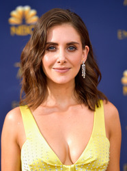Alison Brie - 70th Emmy Awards in LA 9/17/18