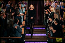 Karlie Kloss - The Late Late Show with James Corden, 4/15/2019