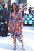 Priyanka Chopra -                     AOL Build New York City April 26th 2018.