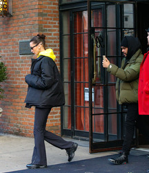 Bella Hadid - Out in NYC 1/26/19