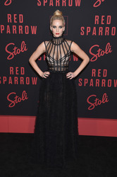 Jennifer Lawrence at the Red Sparrow Premiere in New York City - 2/26/18