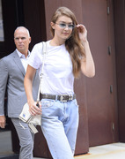 Gigi Hadid - Leaving her apartment in NYC 9/6/18