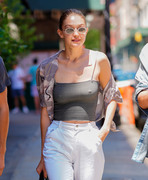 Gigi Hadid - Out in NYC 6/17/18