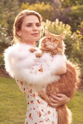 Hayley Atwell - Town & Country Autumn 2018