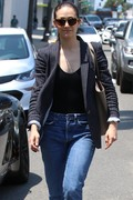 Emmy Rossum - Out in Beverly Hills 6/7/18