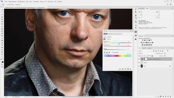 Тонкости ретуши возрастных портретов (2018) Видеокурс