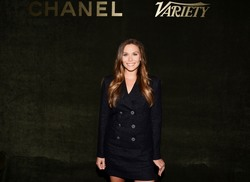 Elizabeth Olsen - Variety and Chanel Female Filmmakers Dinner during Toronto International Film Festival 9/9/18